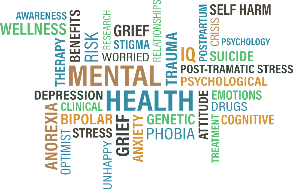 Changing the Routing for Mental Health