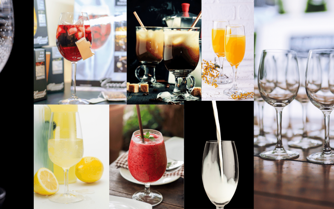 Refreshing Drinks for Your Wine Glass